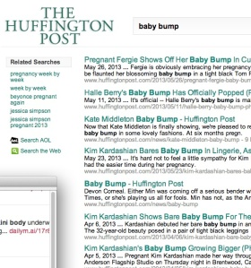 Way to go, Huffington Post.